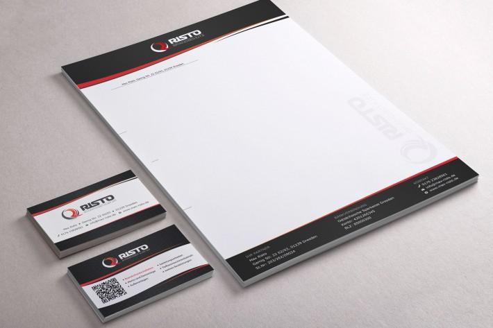 Risto Corporate Design