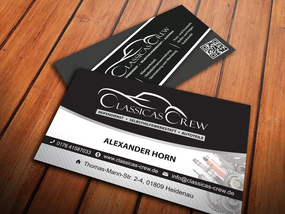 Visitenkarten Exklusive Professionelle Visitenkarten