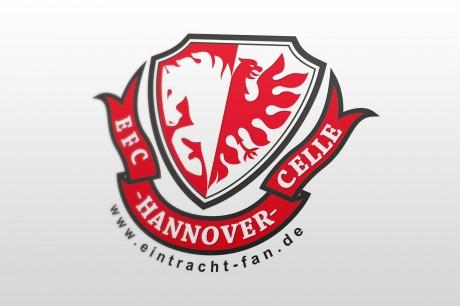 EFC Hannover Celle Fußball Fanclub Logo