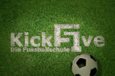 Kickfive Fußballschule Logo
