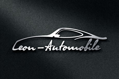 Leon Automobile Logo