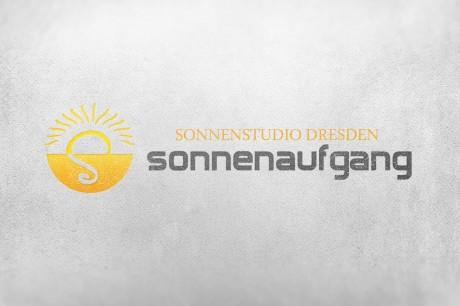 Sonnenstudio Sonnenaufgang dresden Logo