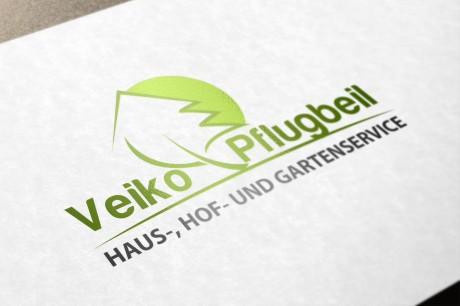 Veiko Pflugbeil - Haus-, Hof- und Gartenservice Logo