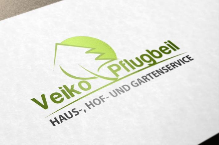 Veiko Pflugbeil Haus-, Hof- und Gartenservice Logo - WOWASWEB